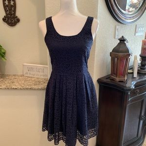 J. Crew Dresses - J. Crew Factory Swirling Lace Dress